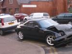 Highlight for Album: Car Accident