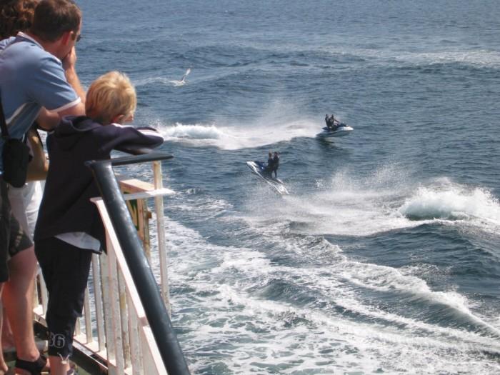 Jet Ski Jumps