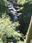 Waterfall middle