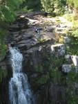 Samantha Kung-Fu Waterfall