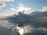 Sky, Arran, Water