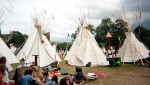 Part of the teepee field.