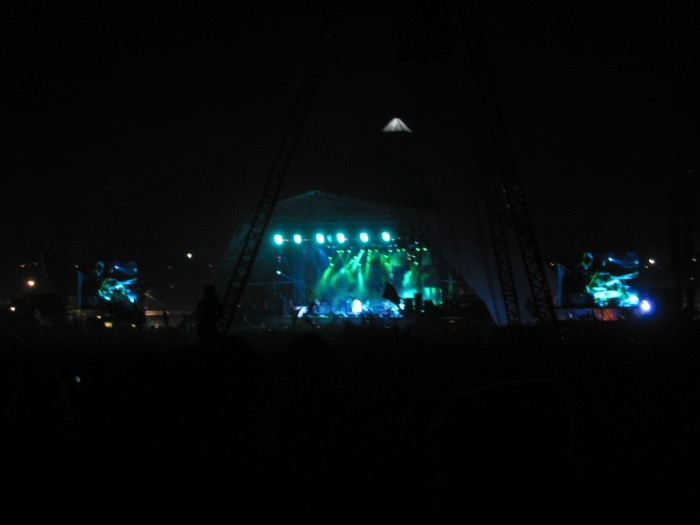 Oasis - Pyramid Stage