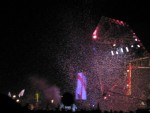 Confetti Burst at Makka