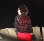 Samantha at Night