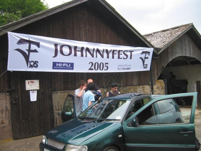 Johnnyfest Bannertastic