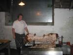 Chef and Piggy