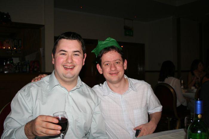 Mark Bryars, Colin Paton