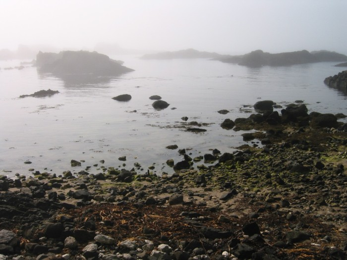 Ballintoy beach