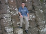 Me on the Giants Causeway